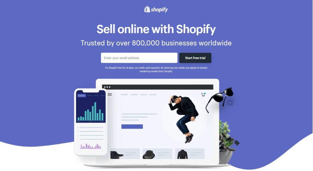 كيفية إنشاء موقع للتجارة الإلكترونية باستخدام أفضل منصتين