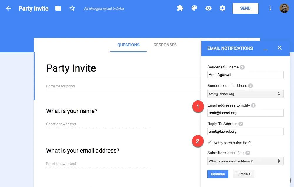 أفضل الإضافات الرائعة المتوفرة لـ Google Forms لتحسين الإنتاجية (2020)