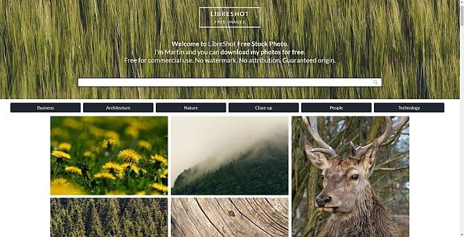 Meilleurs sites pour obtenir des images gratuites libres de droits et de droits d'auteur - Sites