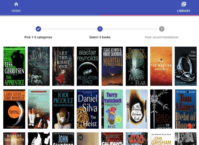 أفضل مواقع الويب للعثور على الكتاب التالي لقراءته بدون أي متاعب