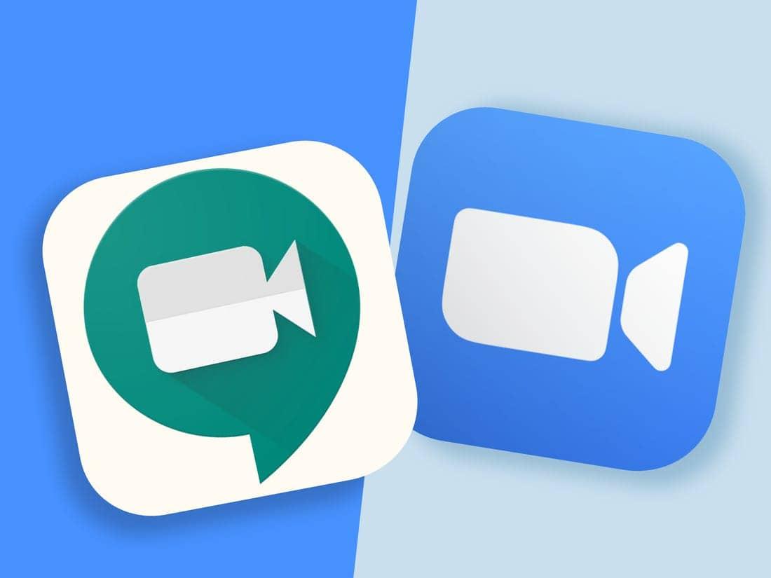 مقارنة بين Zoom Cloud Meetings و Google Meet - أيهما أفضل خيار لك؟ - مراجعات