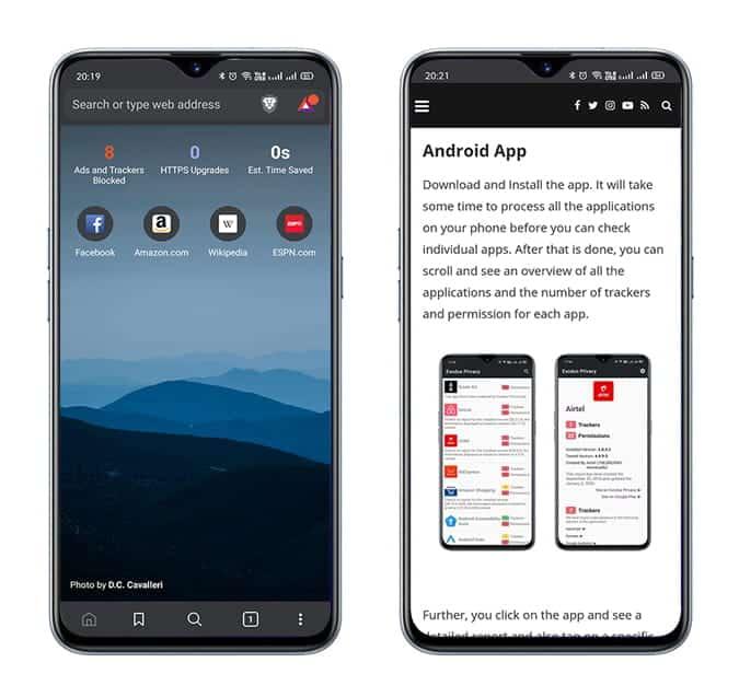 Meilleures alternatives d'applications chinoises populaires pour une meilleure confidentialité - Android iOS