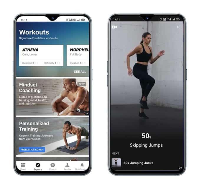 Freeletics ElTQ0Xfs تطبيقات مرضى السكر تطبيقات تساعد مرضى السكري تطبيقات لمرضى السكري - أفضل التطبيقات لمرضى السكري على iOS و Android