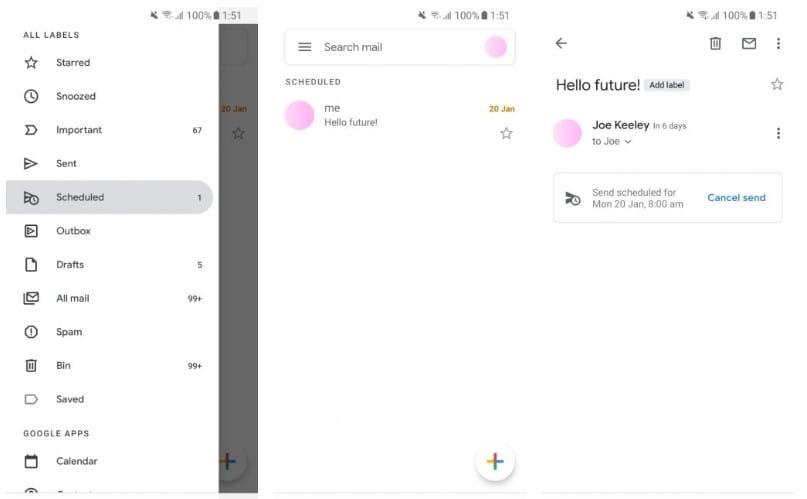 كيفية جدولة رسالة البريد الإلكتروني في Gmail لتأخير إرسالها