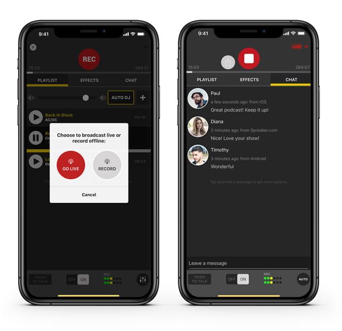 أفضل تطبيقات إنشاء البودكاست لنظامي iOS و Android