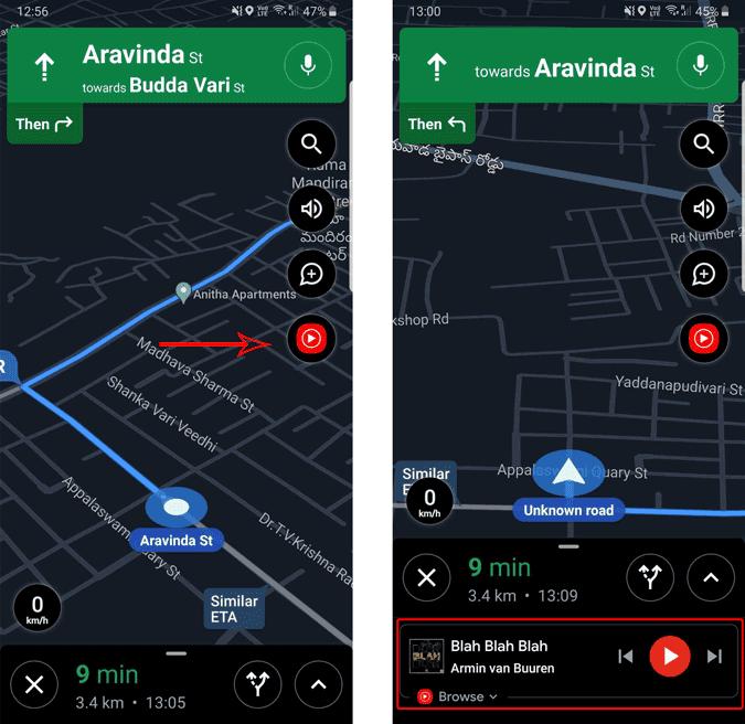كيفية توصيل YouTube Music بخرائط Google في Android و iOS - شروحات