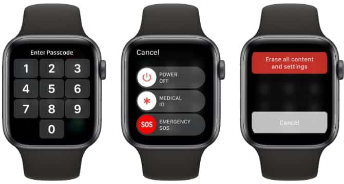 Comment réinitialiser Apple Watch et son mot de passe sans perdre de données