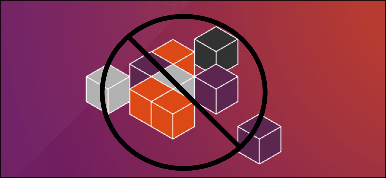 كيفية إزالة Snap على توزيعة Ubuntu - لينكس