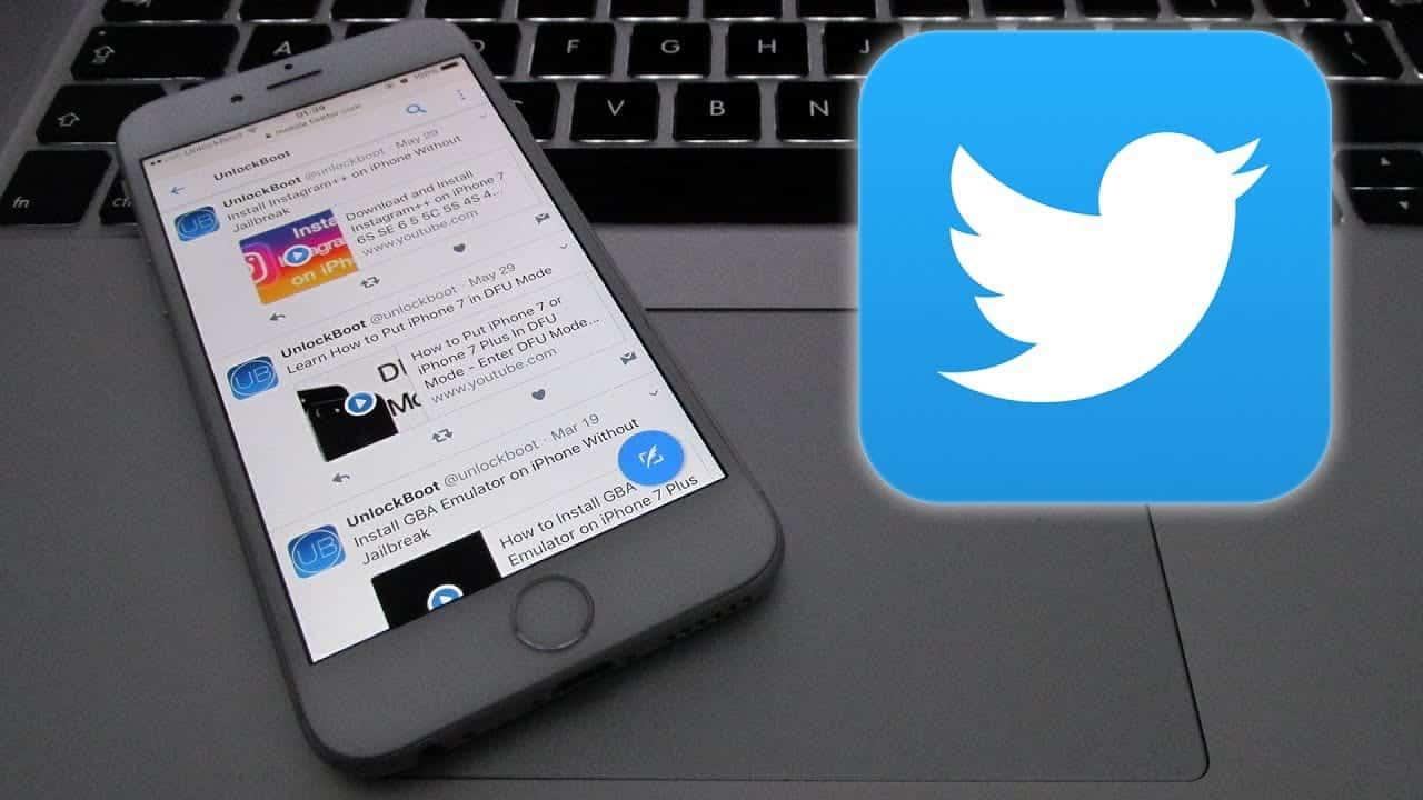 كيفية حفظ مقاطع الفيديو من Twitter