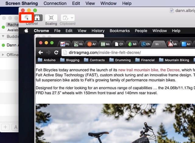 كيف يمكنك مشاركة شاشة Mac بإستخدام تطبيق الرسائل (ولماذا قد ترغب في ذلك)