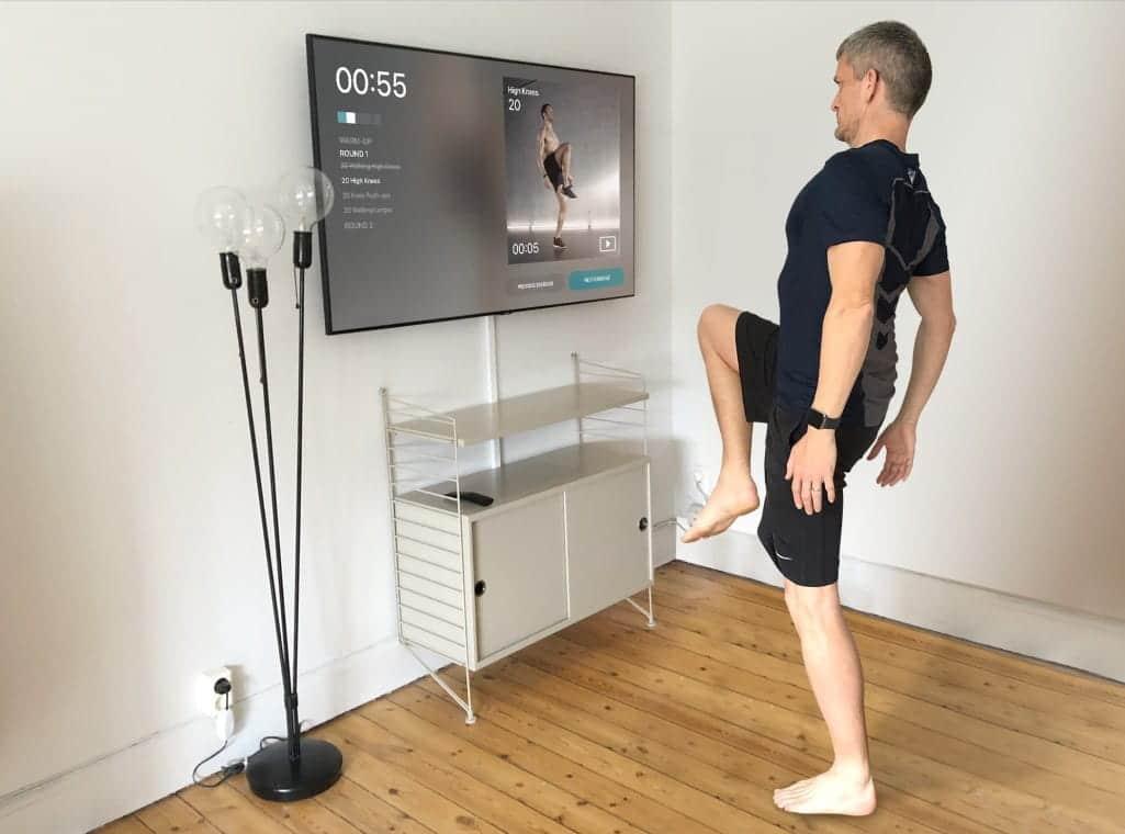 Gardez la forme avec les meilleures applications d'entraînement pour Apple TV - Apple TV