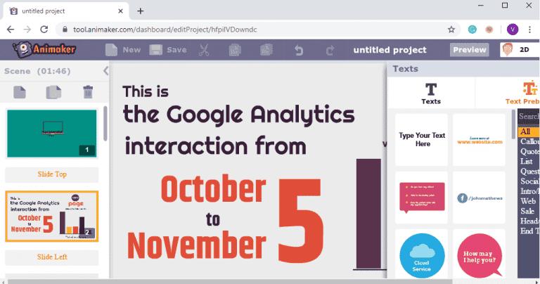 أفضل التطبيقات لإنشاء مخططات المعلومات البيانية وعرض البيانات - الأفضل