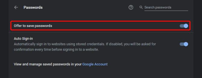 Comment afficher les mots de passe enregistrés dans Google Chrome (et empêcher les autres d'y accéder) - Instructions