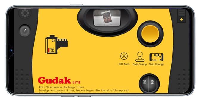أفضل التطبيقات لتحويل هاتفك إلى كاميرا قديمة لنظام Android