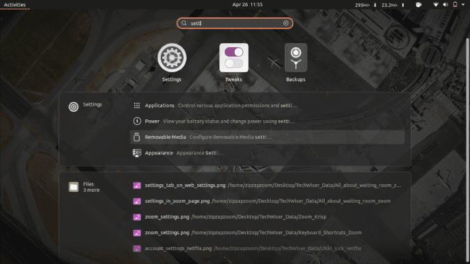 ما الجديد في Ubuntu 20.04 (Fantastic Focal Fossa)