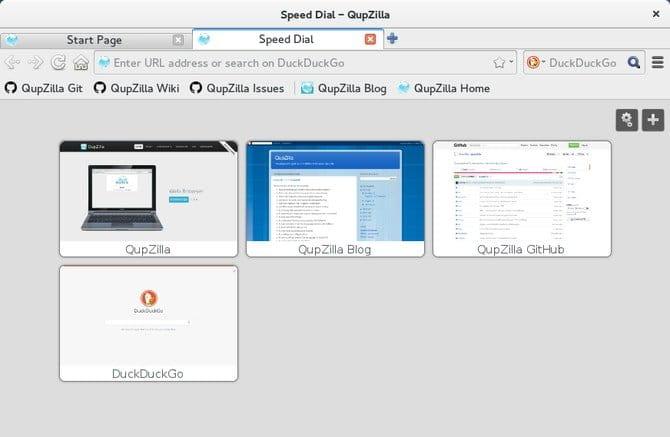 Meilleurs navigateurs Web pour Linux