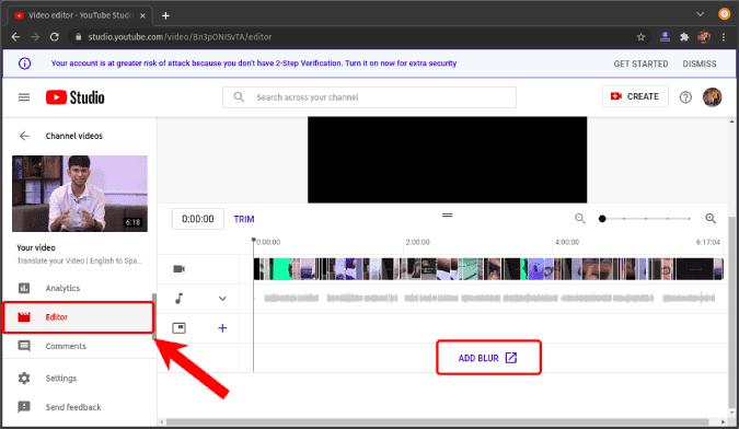 Screenshot from 2020 06 09 14 08 02 pINO0Yfs DzTechs - أفضل التطبيقات لطمس الوجوه وتعتيمها في الصور ومقاطع الفيديو لـ Android و iOS