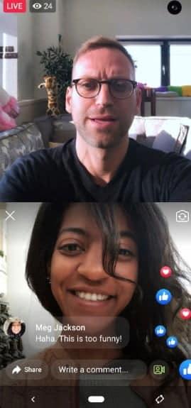 Video Call Between iPhone and Android 2 DzTechs - أفضل التطبيقات لإجراء مكالمات الفيديو بين Android و iPhone