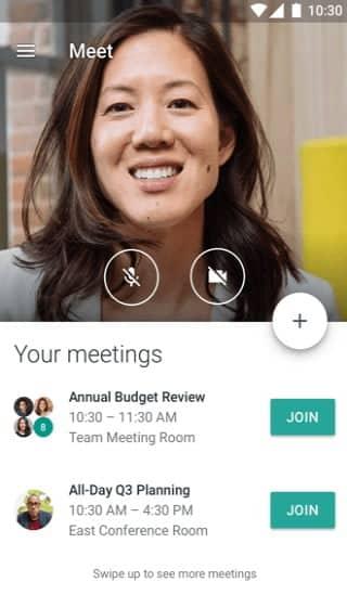 Video Call Between iPhone and Android 4 DzTechs - أفضل التطبيقات لإجراء مكالمات الفيديو بين Android و iPhone