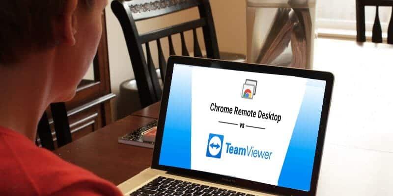 مقارنة بين TeamViewer و Chrome Remote Desktop - أي تطبيق يجب عليك اختياره؟ - مراجعات