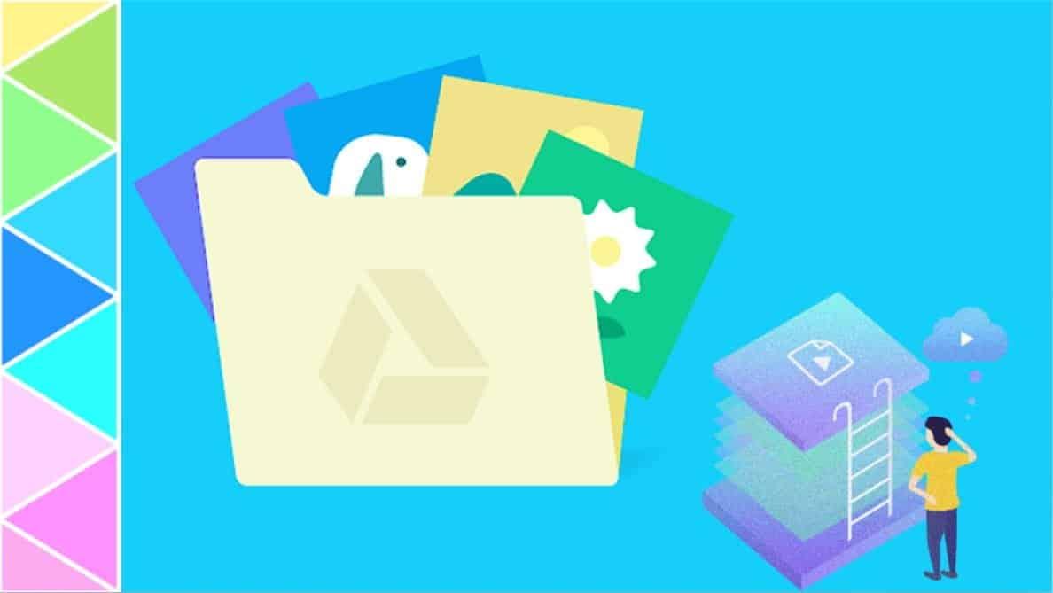 كيفية توفير المساحة التخزينية على Google Drive