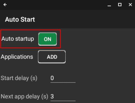 كيفية فتح التطبيقات عند بدء التشغيل في Chromebook - Chromebook