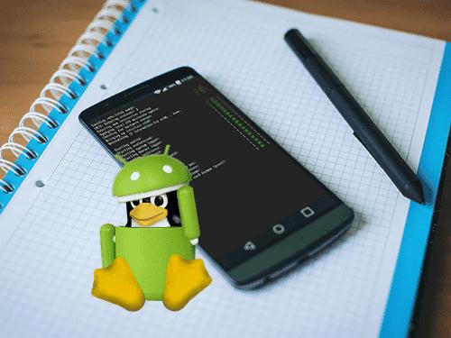 Comment exécuter facilement Linux sur des appareils Android