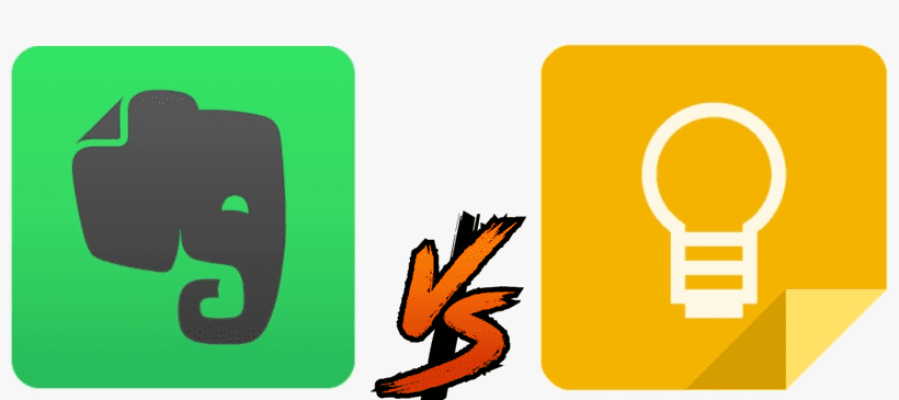 Comparaison Evernote vs Google Keep : quelle application de prise de notes utiliser pour différents besoins - Avis
