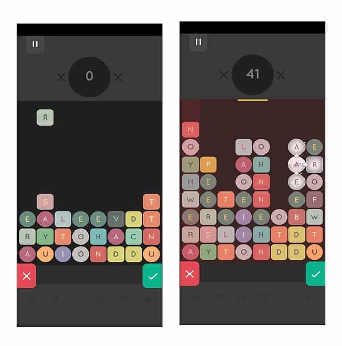أفضل ألعاب الكلمات على أجهزة iOS و Android - Android iOS