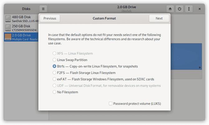 Comparaison entre Ext4 et Btrfs: quel système de fichiers Linux dois-je utiliser?