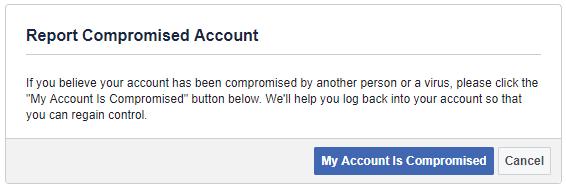 Choses à faire directement lorsque votre compte Facebook est piraté
