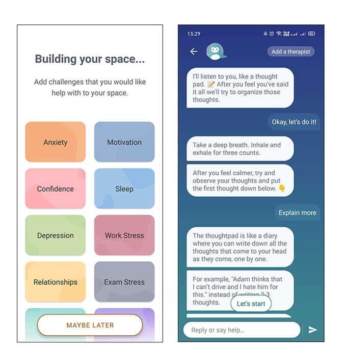 أفضل تطبيقات روبوتات الدردشة لنظامي التشغيل iOS و Android في عام 2021