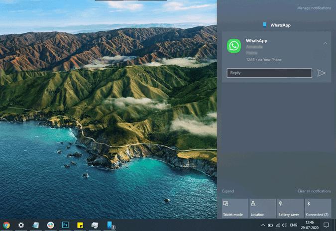 Fonctionnalités cachées, trucs et astuces sur votre compagnon de téléphone - Android Windows
