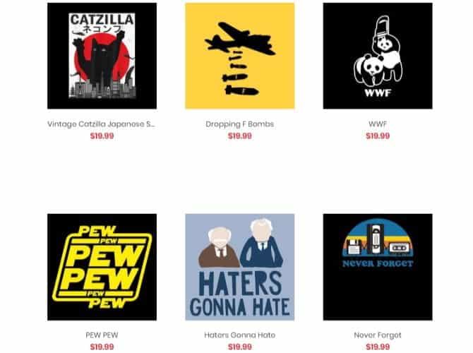 أفضل مواقع الويب لشراء القمصان المذهلة على الانترنت