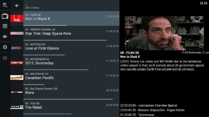 Meilleures applications IPTV gratuites : Comment regarder la télévision en direct sur Android - Android Android TV