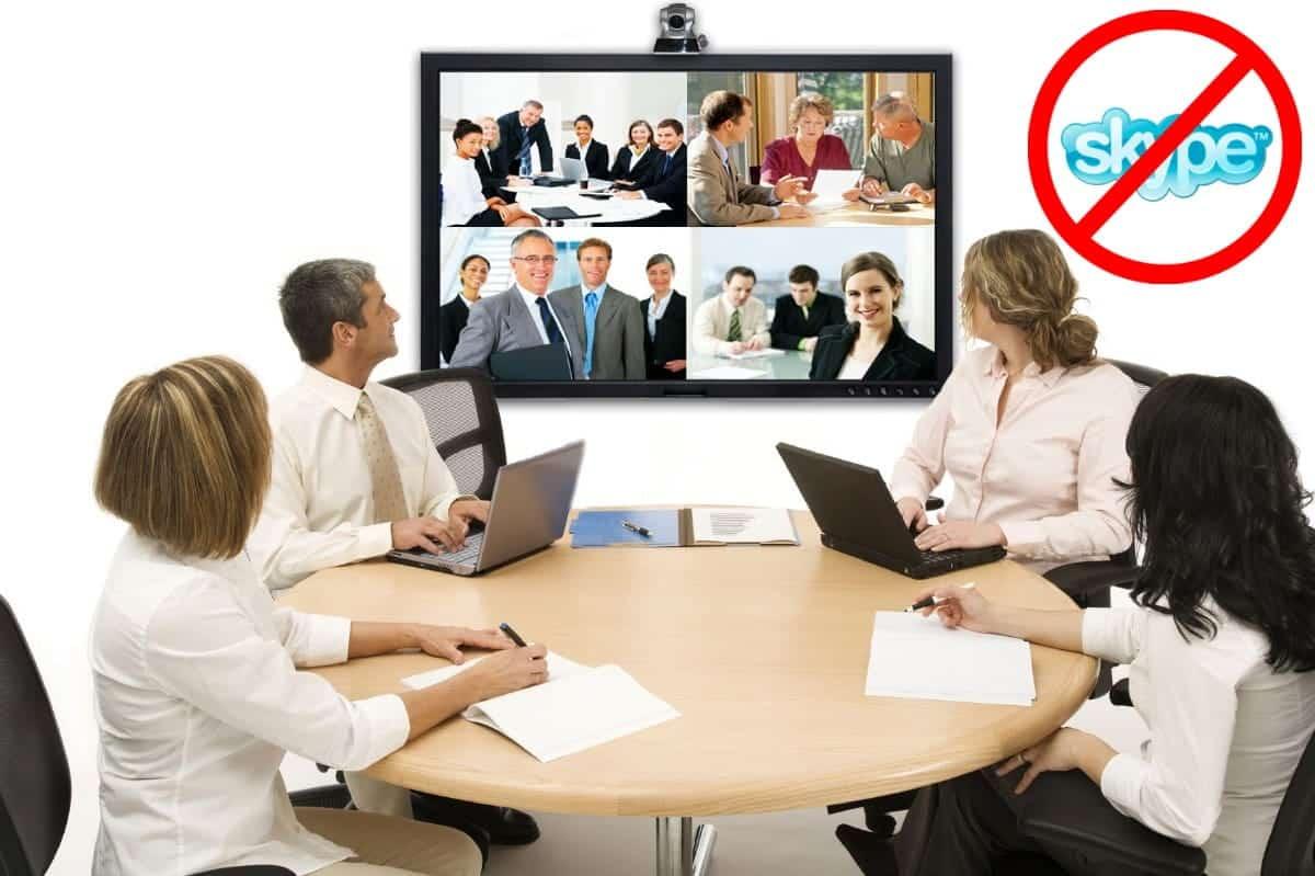 أفضل بدائل Skype المجانية لجهاز كمبيوتر يعمل بنظام Windows أو Linux