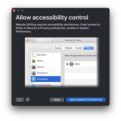كيفية تعطيل Night Shift لبعض التطبيقات على Mac