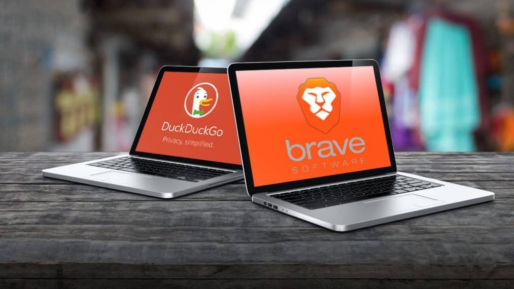 مقارنة بين Brave و DuckDuckGo - ما المتصفح الأكثر ملاءمة للخصوصية