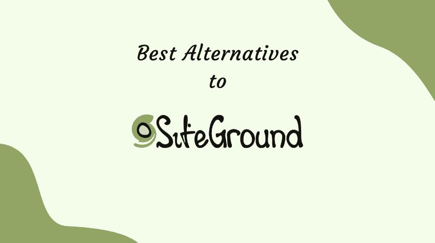 أفضل بدائل SiteGround لاستضافة موقع الويب في 2021 (الأرخص أو الأفضل) - احتراف الووردبريس