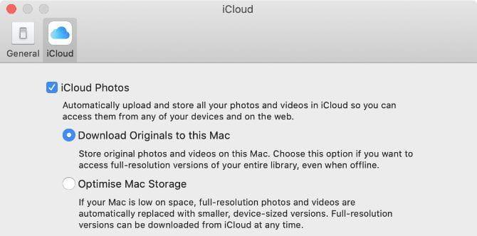كيفية تنزيل الصور ومقاطع الفيديو من iCloud