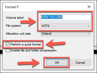 كيفية تحويل تنسيق محرك أقراص Windows من FAT32 إلى NTFS
