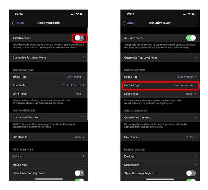 أفضل الطرق السهلة للوصول إلى مركز التحكم على iPhone
