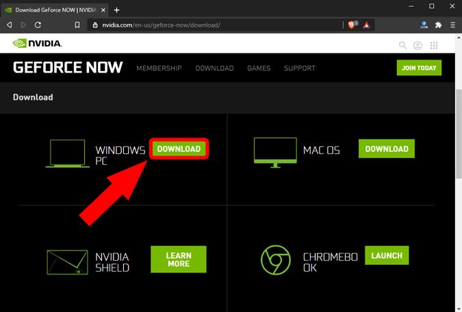 كيف الوصول إلى Nvidia GeForce Now في البلدان غير المدعومة - شروحات