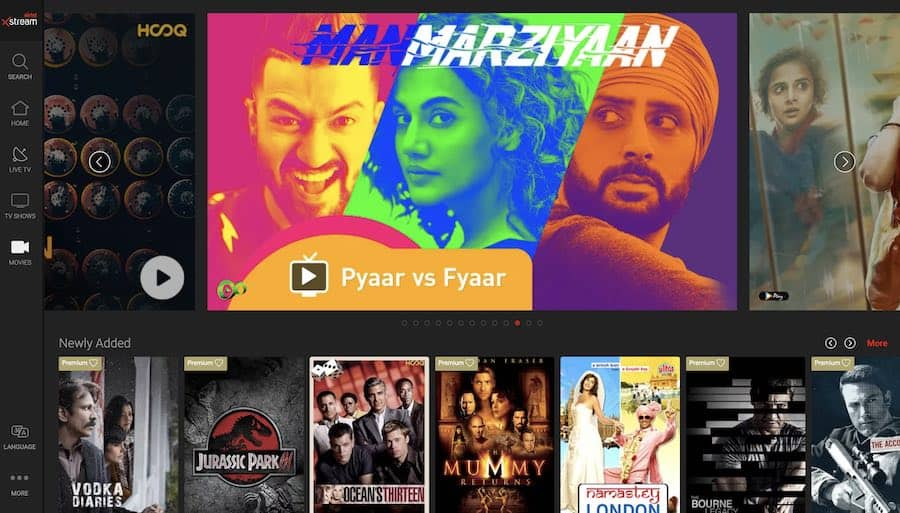 أفضل المواقع المجانية لمشاهدة الأفلام الهندية عبر الإنترنت من الناحية القانونية