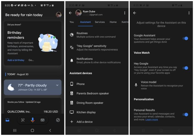 كيفية تشغيل وتعطيل OK Google على جهاز Android الخاص بك