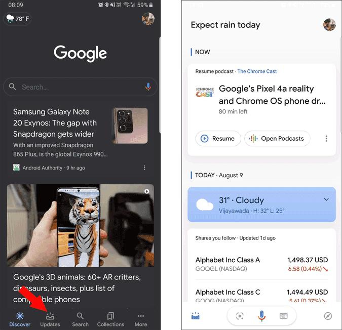 مجرد رأي: لماذا يُعد تطبيق Google أفضل من متصفح Google Chrome - مقالات