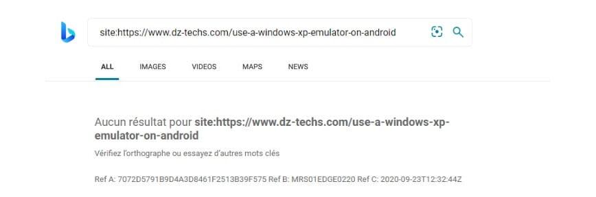 كيفية استخدام إضافة Bing WordPress للفهرسة الفورية على محرك بحث Bing - SEO
