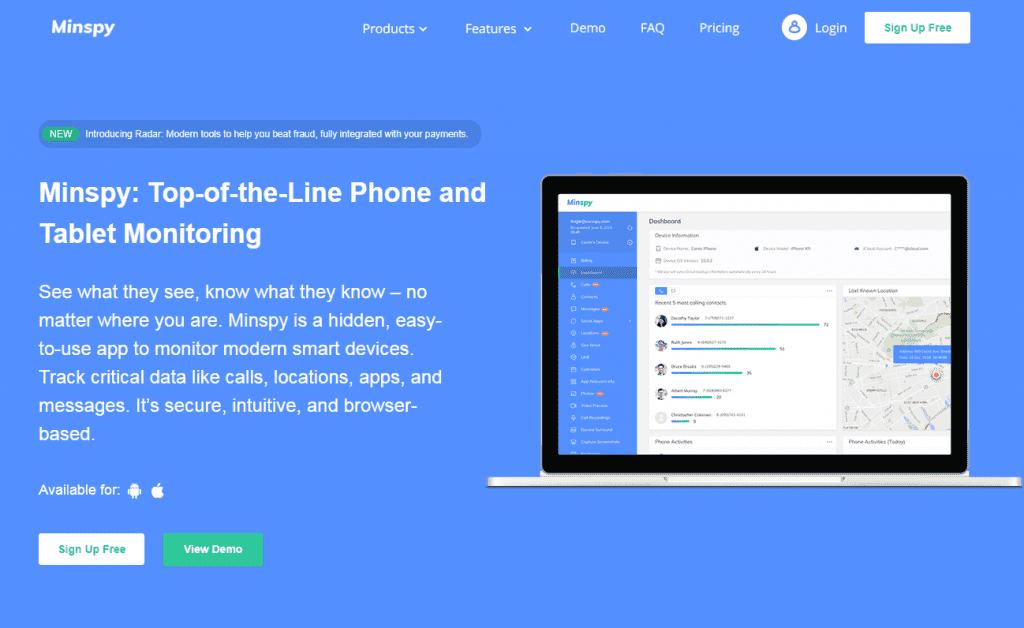 Meilleures applications d'espionnage pour Android et iOS pour tout suivre en détail