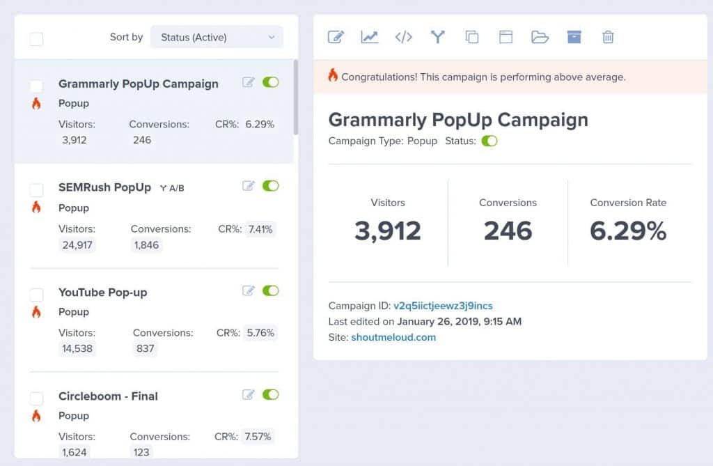 Avis OptinMonster (2021): Le meilleur outil de création de liste de diffusion pour WordPress?