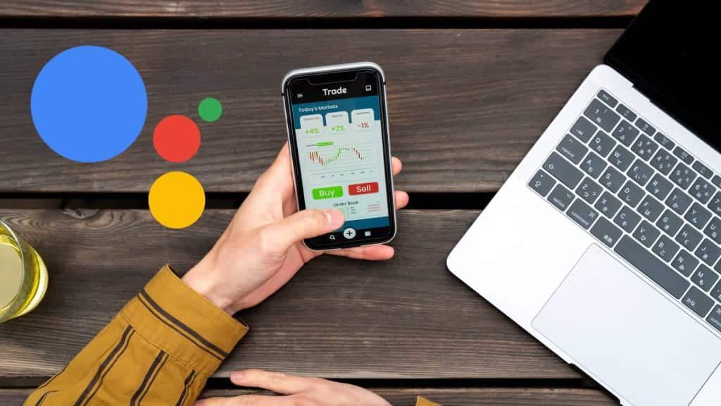 كيفية متابعة سوق الأسهم بذكاء باستخدام مساعد Google